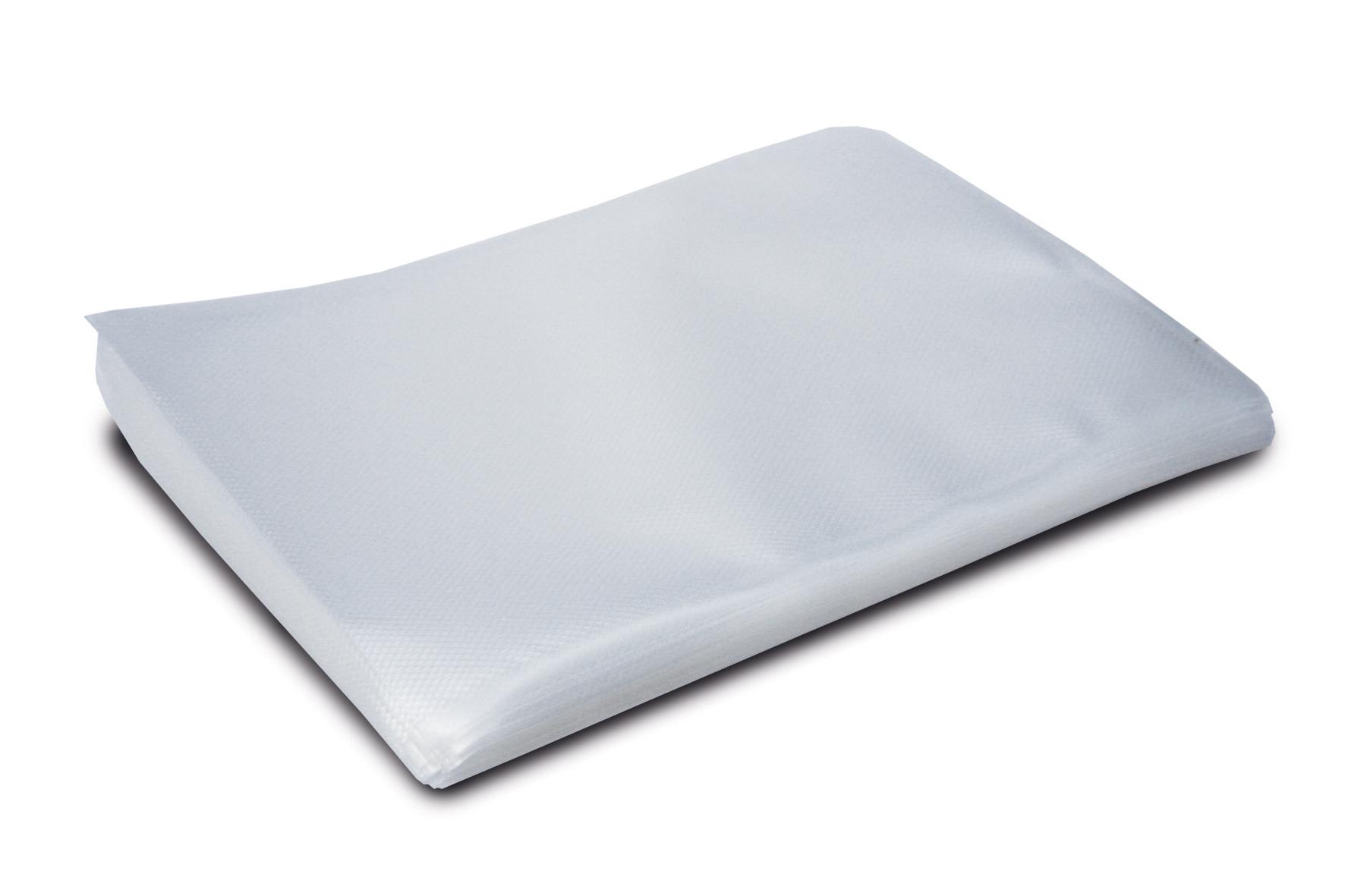 achetez le 50 films plastique 30x40 cm pour appareil de mise sous vide caso en ligne sur. Black Bedroom Furniture Sets. Home Design Ideas